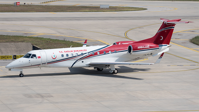 TC-CJB - Embraer ERJ-135BJ Legacy 650 - Turkey - Ministry of Health
