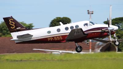 PP-BSS - Beechcraft C90GT King Air - Private