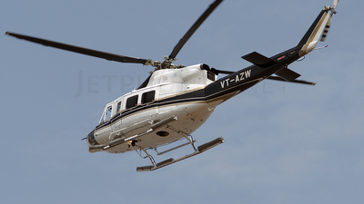VT-AZW - Bell 412EP - Global Vectra Helicorp