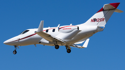 N612SR - Honda HA-420 HondaJet Elite - Private