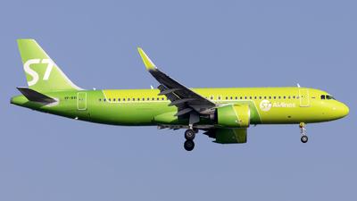 VP-BVI - Airbus A321-271N - S7 Airlines