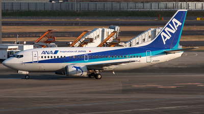 JA302K - Boeing 737-54K - All Nippon Airways (ANA)