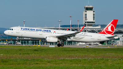 TC-JTO - Airbus A321-231 - Turkish Airlines