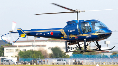 62359 - Enstrom 480B - Japan - Ground Self Defence Force (JGSDF)