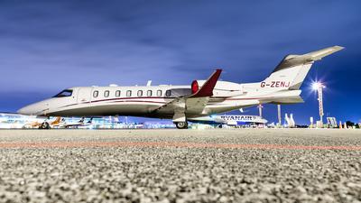 A picture of GZENJ - Learjet 75 - Zenith Aviation - © Carlos Miguel Seabra