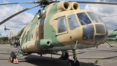 927 - Mil Mi-8T Hip - Germany - Air Force