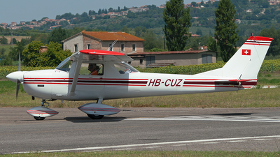 HB-CUZ - Cessna 150K - Private