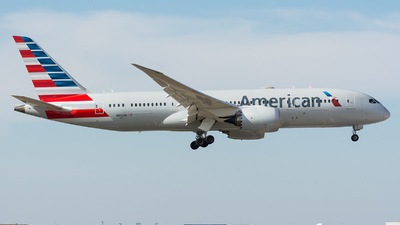 N805AN - Boeing 787-8 Dreamliner - American Airlines