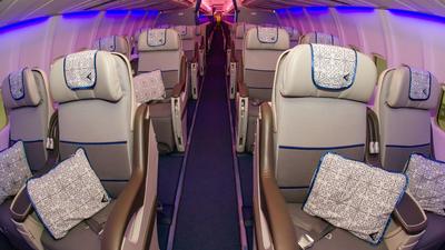 P4-MAS - Boeing 757-28A - Air Astana