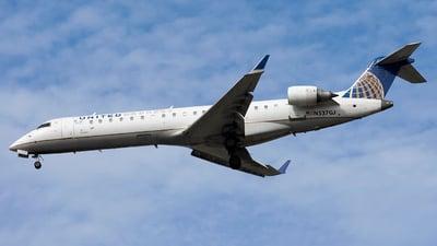 N537GJ - Bombardier CRJ-550 - United Express (GoJet Airlines)