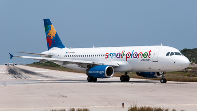 SP-HAD - Airbus A320-232 - Small Planet Airlines Polska