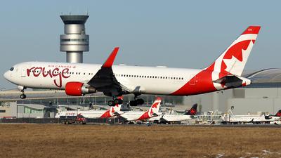 A picture of CFMWU - Boeing 767333(ER) - [25585] - © Tianyi Liu