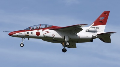 36-5810 - Kawasaki T-4 - Japan - Air Self Defence Force (JASDF)
