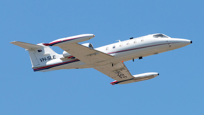 VH-SLE - Bombardier Learjet 35A - Air Affairs Australia