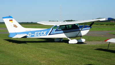 D-ECCK - Reims-Cessna FR172K Hawk XP II - Private