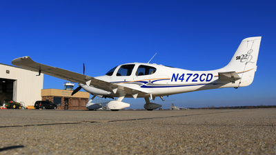 N472CD - Cirrus SR22 - Private