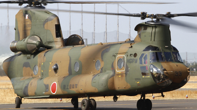 52933 - Kawasaki CH-47J Chinook - Japan - Ground Self Defence Force (JGSDF)