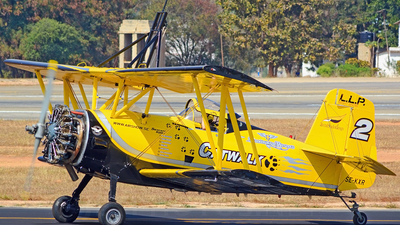 SE-KXR - Grumman G-164 Ag-Cat - Private