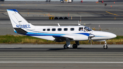 N128EZ - Cessna 441 Conquest II-10 - Private