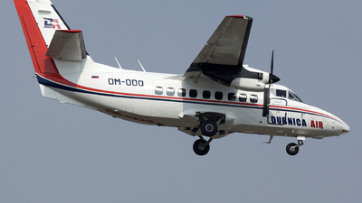 OM-ODQ - Let L-410 Turbolet - Dubnica Air