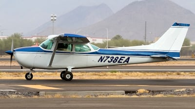 N738EA - Cessna 172N Skyhawk - Private