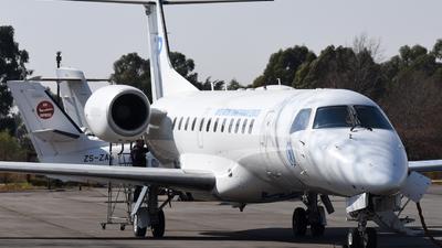 ZS-BBK - Embraer ERJ-135LR - Solenta Aviation