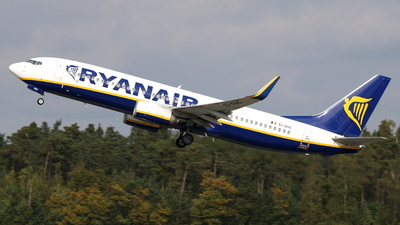 EI-DHG - Boeing 737-8AS - Ryanair