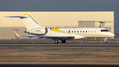 M-AATD - Bombardier BD-700-1A10 Global 6000 - Private