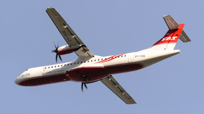 OY-YCG - ATR 72-212A(600) - Far Eastern Air Transport (FAT)