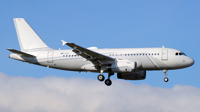 HB-JJJ - Airbus A319-133(CJ) - Nomad Aviation