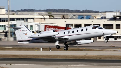 D-CTRI - Bombardier Learjet 35A - Air Alliance