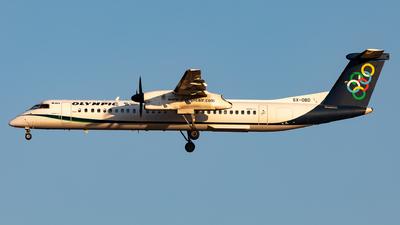 A picture of SXOBD - De Havilland Canada Dash 8400 - Olympic Air - © Sebastian Sowa