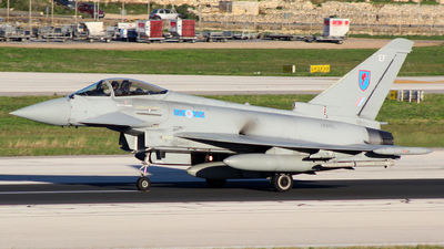 A picture of ZK347 - Eurofighter Typhoon FGR.4 -  - © MSA130