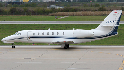 TC-IST - Cessna 680 Citation Sovereign - EMAIR Aviation