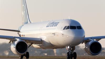 D-AIWJ - Airbus A320-214 - Lufthansa