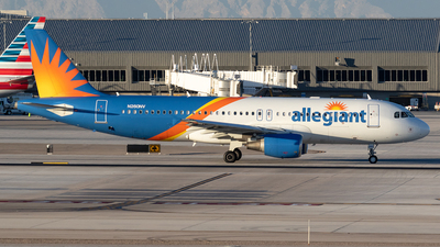 A picture of N260NV - Airbus A320214 - Allegiant Air - © Felipe Garcia