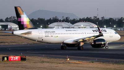 N528VL - Airbus A320-271N - Volaris