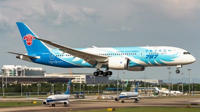 B-2726 - Boeing 787-8 Dreamliner - China Southern Airlines