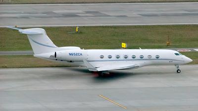 N652CH - Gulfstream G650 - Private
