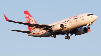 4L-TGN - Boeing 737-7BK - AirZena