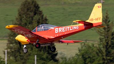 HB-HFF - FFA AS-202/15 Bravo - Private