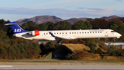 A picture of EIFPP - Mitsubishi CRJ900LR - SAS - © R.Rimestad