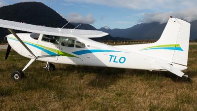 ZK-TLO - Cessna 185 Skywagon - Private