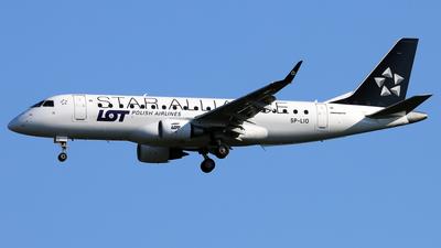 SP-LIO - Embraer 170-200LR - LOT Polish Airlines