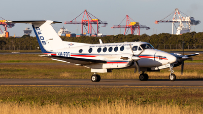 VH-FDT - Beechcraft B200 Super King Air - Royal Flying Doctor Service of Australia (Queensland Section)