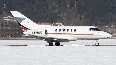CS-DUC - Hawker Beechcraft 750 - NetJets Europe