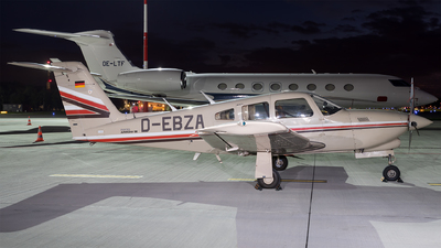 D-EBZA - Piper PA-28RT-201T Turbo Arrow IV - Private