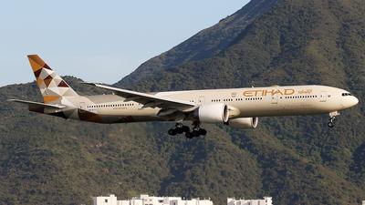 A6-ETH - Boeing 777-3FXER - Etihad Airways