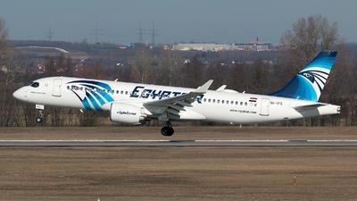 SU-GFG - Airbus A220-371 - EgyptAir