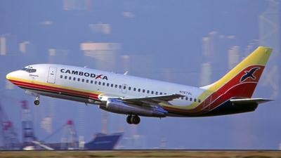 N197AL - Boeing 737-2E1(Adv) - Cambodia Airlines